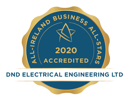DND Electrical Engineering Ltd - Business All-Stars Accreditation