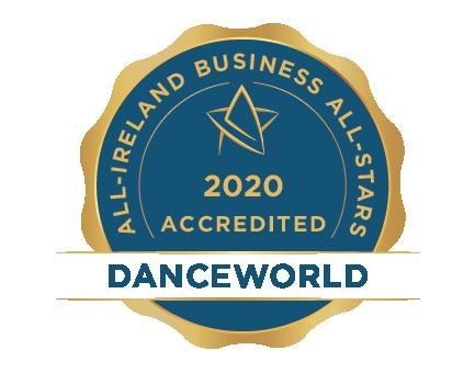 Danceworld - Business All-Stars Accreditation