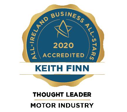 Keith Finn - Keith Finn Cars - Business All-Stars Accreditation