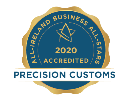 Precision Customs - Business All-Stars Accreditation