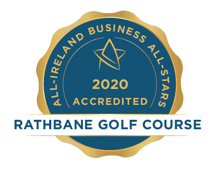 Rathbane Golf Course - Business All-Stars Accreditation