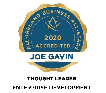 Joe Gavin - Business All-Stars Accreditation