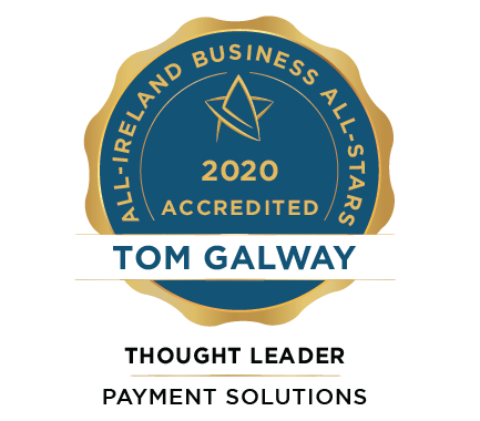 Tom Galway - CardFox Merchant Services - Business All-Stars Accreditation