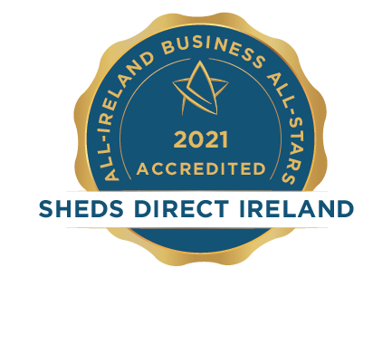 Sheds Direct Ireland - Business All-Stars Accreditation