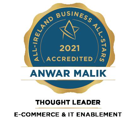 Anwar Malik - Aroob Technologies Ltd - Business All-Stars Accreditation