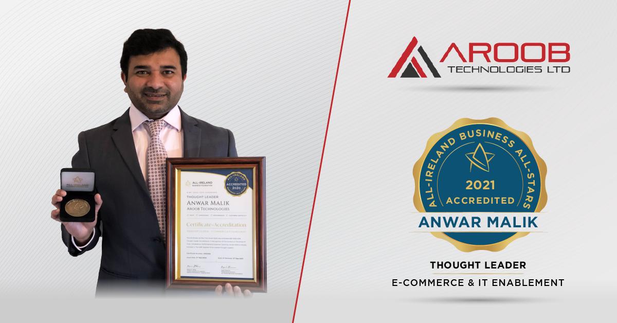 Anwar Malik - CEO, Aroob Technologies Ltd
