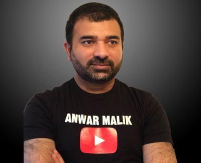 Anwar Malik - Aroob Technologies Ltd