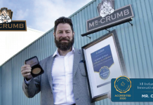 Mr. Crumb, All Ireland Business Foundation