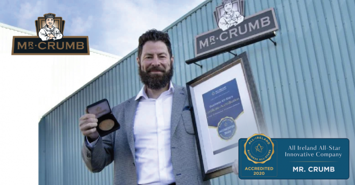 Mr. Crumb | All-Ireland Business Foundation