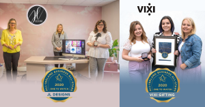 Vixi and JL Designs | All Ireland Business Foundation