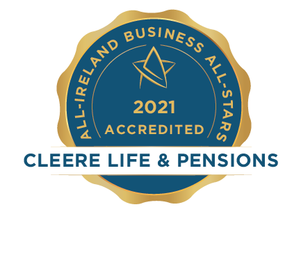 Cleere Life & Pensions - Business All-Stars Accreditation