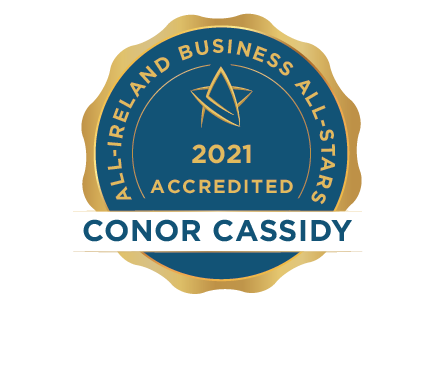Conor Cassidy Cars - Business All-Stars Accreditation