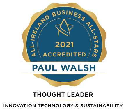 Paul Walsh-Greenheart CBD - Business All-Stars Accreditation