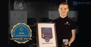 Loveridge Digital | All Ireland Business Foundation