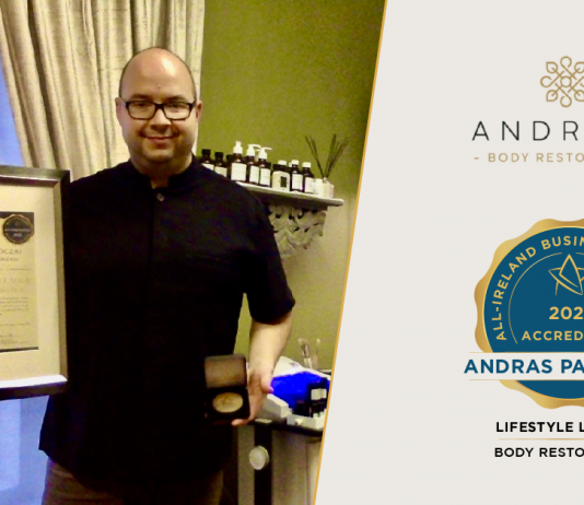 Andras Paroczai - Andreas Body Restoration | All Ireland Business Foundation