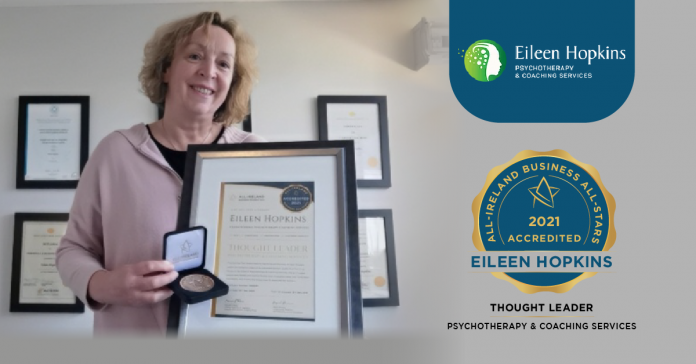 Eileen Hopkins - Psychotherapy Coaching Services | All Ireland Business Foundation