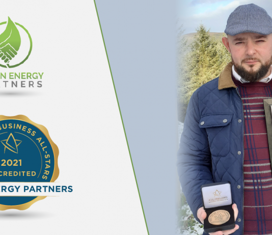 Green Energy Partners   All-Ireland Business Foundation