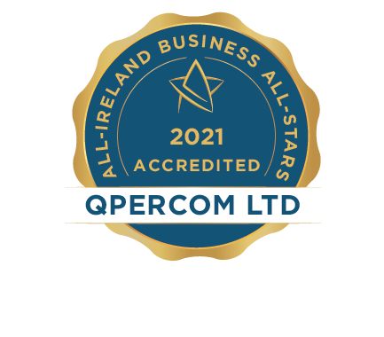Qpercom Ltd - Business All-Stars Accreditation