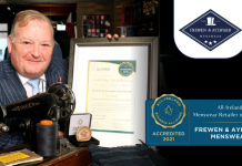 Frewen & Aylward Menswear | All-Ireland Business Foundation