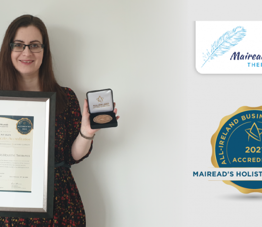 Mairead's Holistic Therapies   All-Ireland Business Foundation