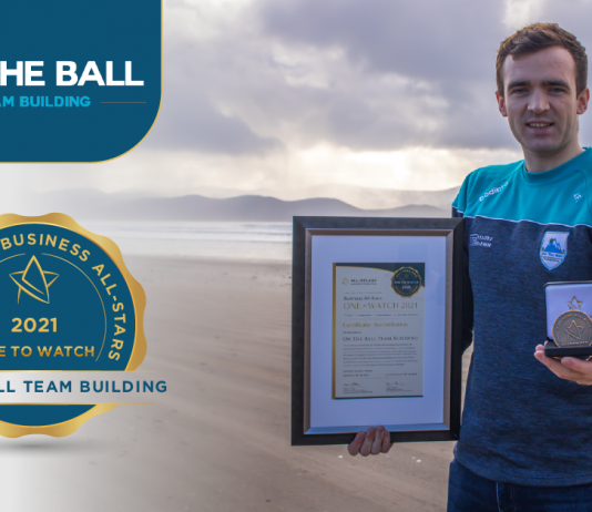On The Ball Team Building | All-Ireland Business Foundation