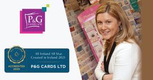 P&G Cards Ltd | All-Ireland Business Foundation
