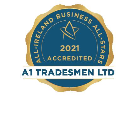 A1 Tradesmen Ltd - Business All-Stars Accreditation