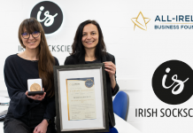 Irish Socksciety | All-Ireland Business Foundation