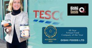Oishii Foods Ltd | AIBF