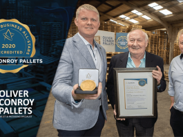 Oliver Conroy Pallets | All-Ireland Business Foundation