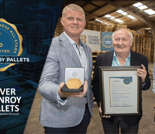 Oliver Conroy Pallets   All-Ireland Business Foundation