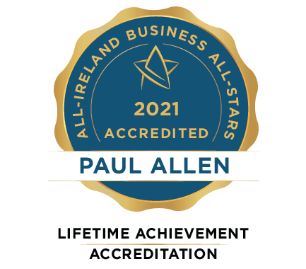 Paul Allen - Paul Allen & Associates - Business All-Stars Accreditation
