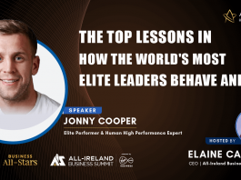 Jonny Cooper | All-Ireland Business Foundation