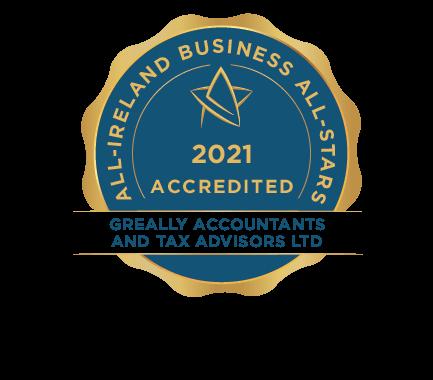 Greally Accountants and Tax Advisors Ltd - Business All-Stars Accreditation