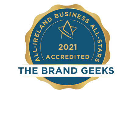 The Brand Geeks - Business All-Stars Accreditation