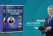 Jim Power | AIBF