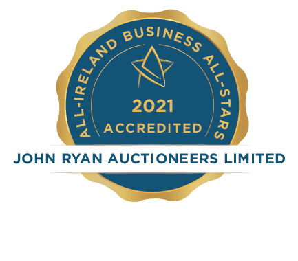 John Ryan Auctioneers Limited - Business All-Stars Accreditation