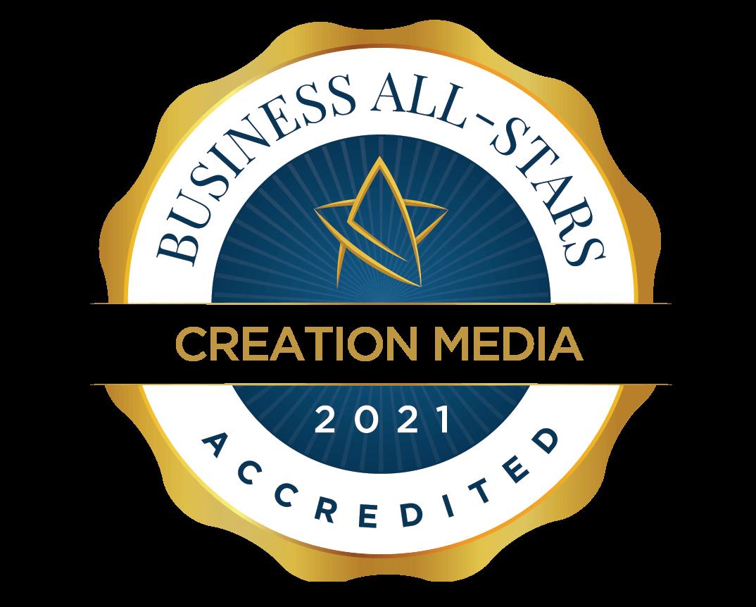 Creation Media - Business All-Stars Accreditation