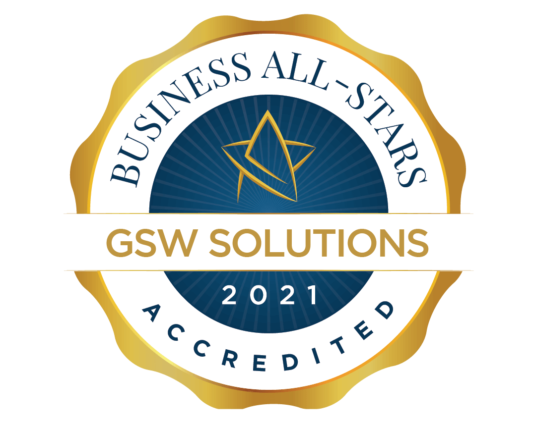 GSW Solutions - Business All-Stars Accreditation