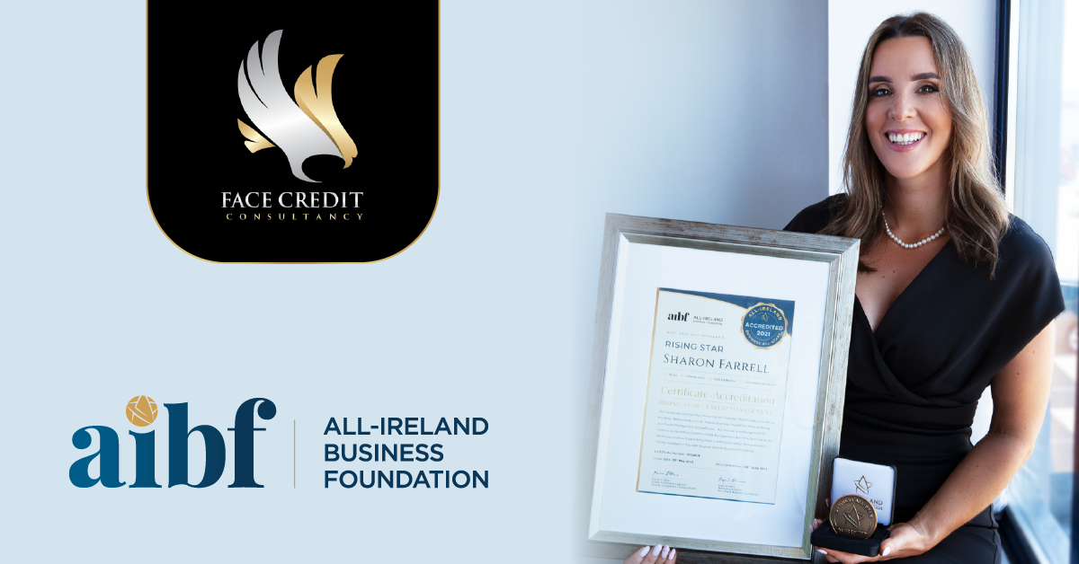 Pictured above is FACE Credit Consultancy Director Sharon Farrell.