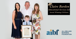 Claire Barden Award Winning Childcare | AIBF
