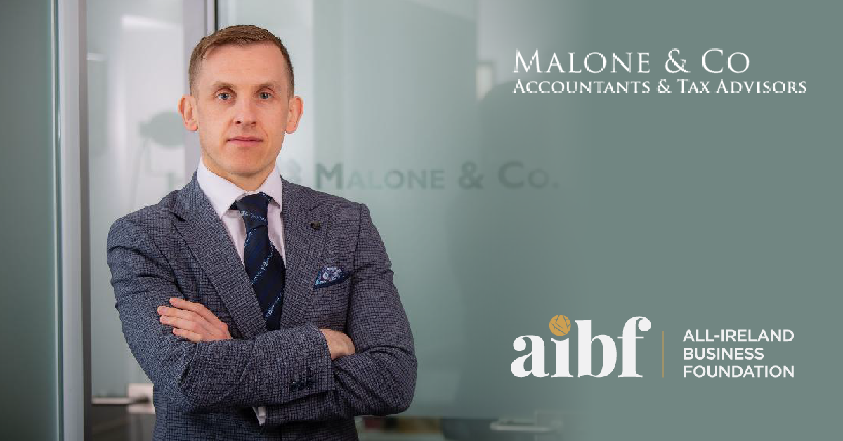 Pictured above Malone & Co Practice Founder Damien Malone.