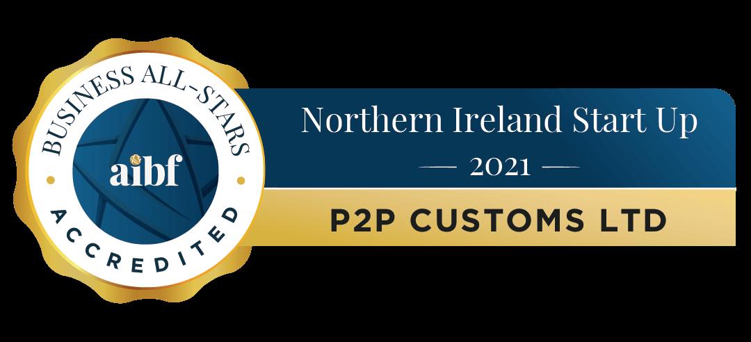 P2P Customs Ltd - Business All-Stars Accreditation