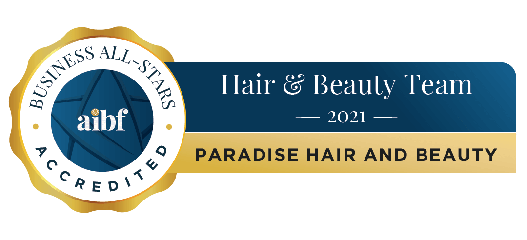 Paradise Hair And Beauty - Business All-Stars Accreditation