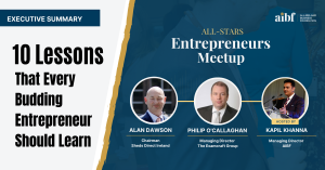 All-Stars Entrepreneurs Meetup   AIBF