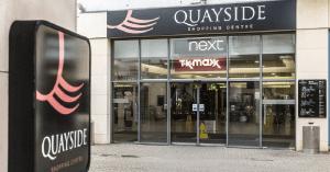 Quayside Shopping Centre Sligo | AIBF