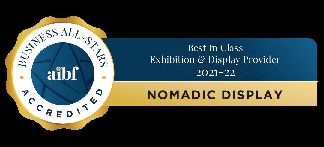 Nomadic Display - Business All-Stars Accreditation