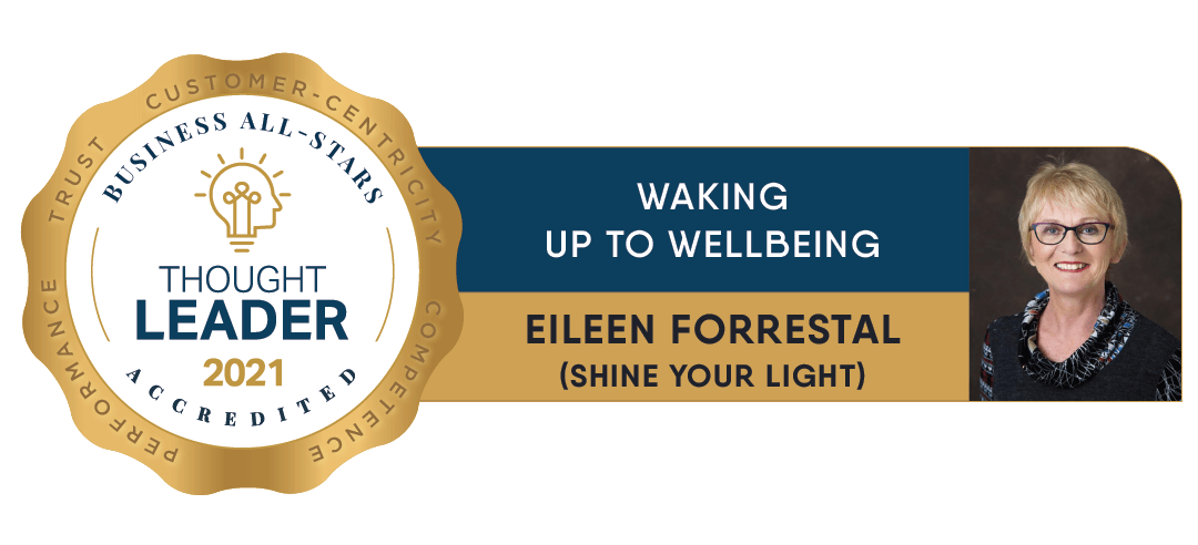 Eileen Forrestal - Shine Your Light - Business All-Stars Accreditation