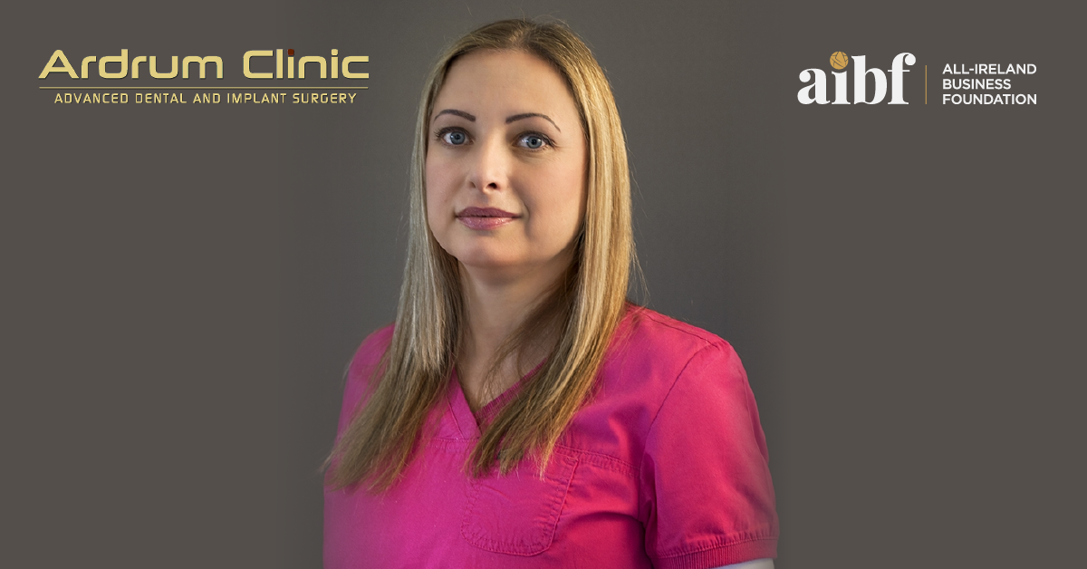 Pictured above is Ardrum Clinic Owner Dr. Borbala Csordas.