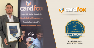 Card Fox Merchant Services, All Ireland Business Foundation